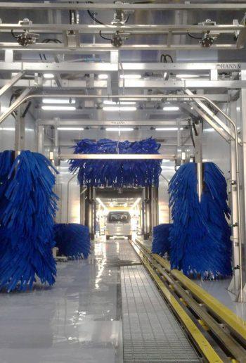 Entrée tunnel Expertise Lavage