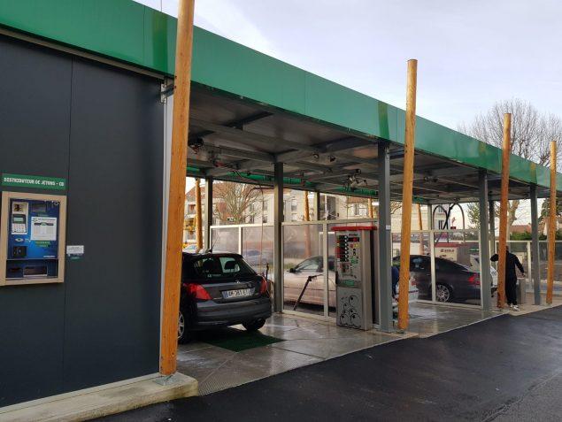 Station de Lavage Haute Pression Vaujours
